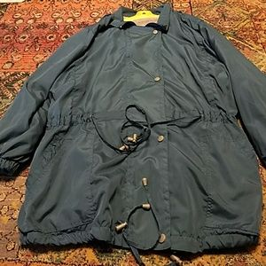 Jackets & Coats - Plus 4x lined with water resistant layer jacket